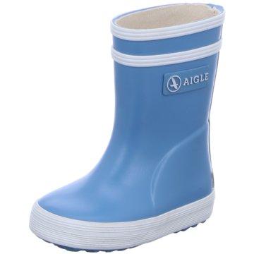 Aigle Gummistiefel blau