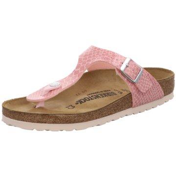 Birkenstock Top Trends PantolettenGizeh rosa