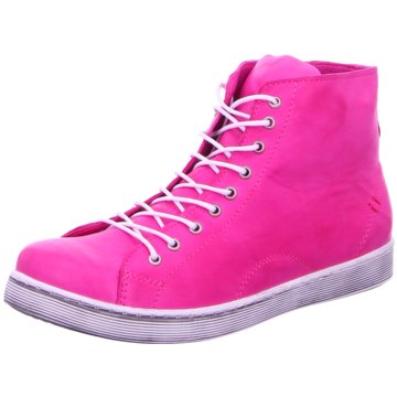 Andrea Conti Sneaker High pink