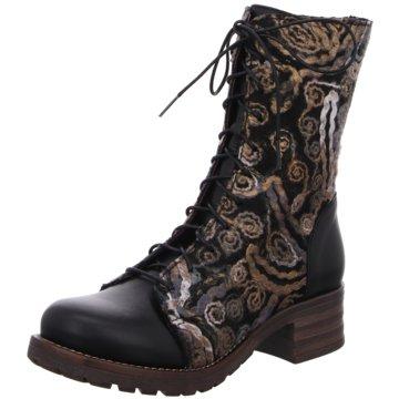 Brako Komfort Stiefel schwarz