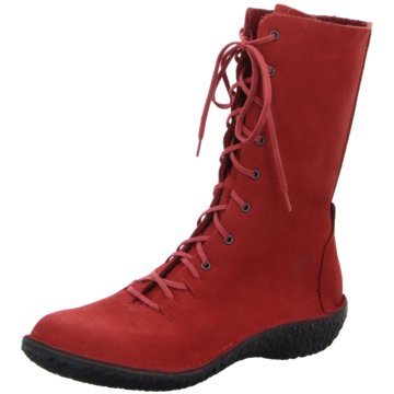 Loint's of Holland Komfort Stiefel rot