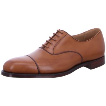 Crockett & Jones Business braun