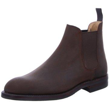 Crockett & Jones Chelsea Boot braun