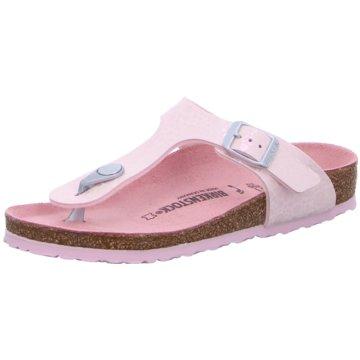Birkenstock Offene Schuhe rosa