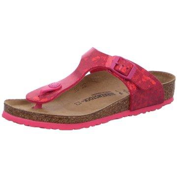 Birkenstock Offene Schuhegizeh pink