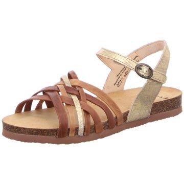 Think Sandale braun