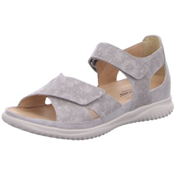 Ricosta Komfort Sandale silber