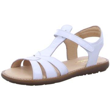 Sabalin Offene Schuhe weiß