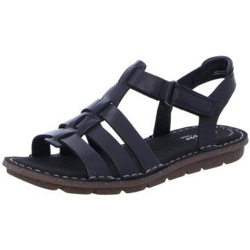 Clarks Komfort SandaleSandale schwarz
