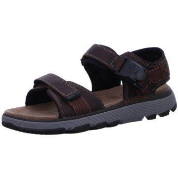 Clarks Sandale braun