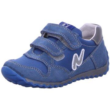 Naturino Klettschuh blau