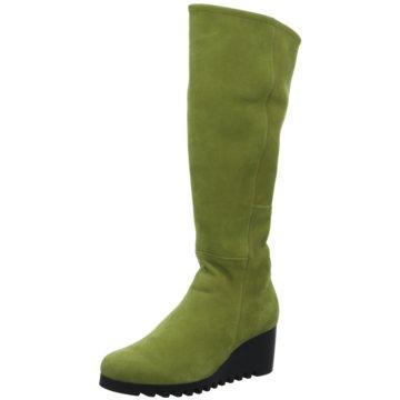 Arche Stiefel grün