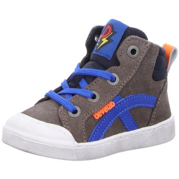 Develab Sneaker High grau