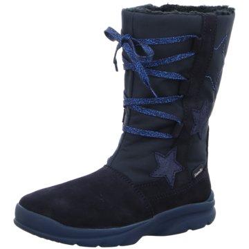 Däumling WinterstiefelWally blau