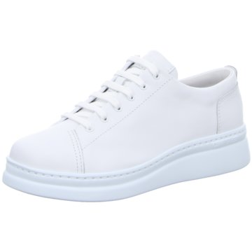 Camper Sneaker Low weiß