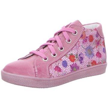 Däumling Sneaker High pink