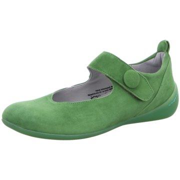 Think Komfort SlipperCugal grün