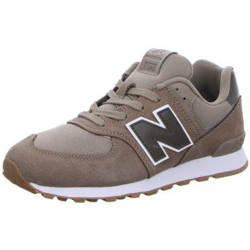 New Balance Sneaker Low braun