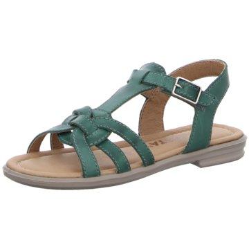 Ricosta Offene SchuheBIRTE` grün