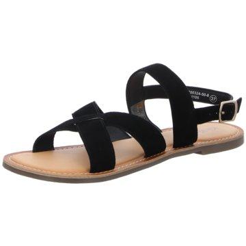 Kickers Sandale schwarz