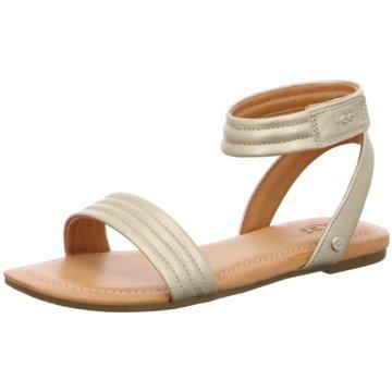 UGG Australia Sandalette gold