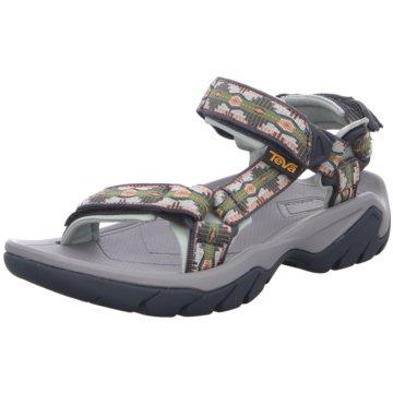 Teva Outdoor Schuh grün