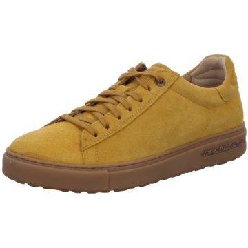 Birkenstock Sportlicher SchnürschuhSneaker gelb