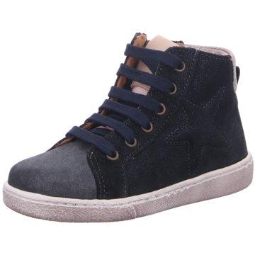 Bisgaard Sneaker High blau