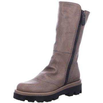 lilimill Klassischer Stiefel beige