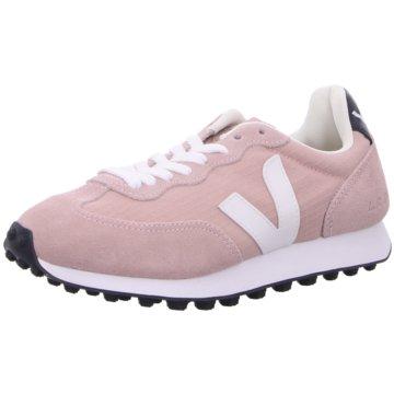 Veja Sneaker World rosa