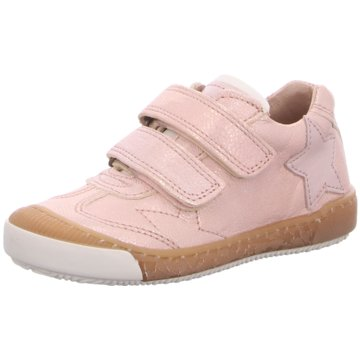 Bisgaard Klettschuh rosa