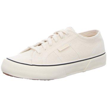Superga Plateau Sneaker beige