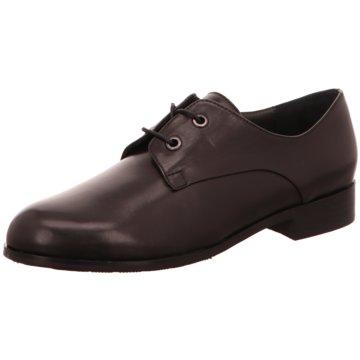 Everybody Eleganter Schnürschuh schwarz