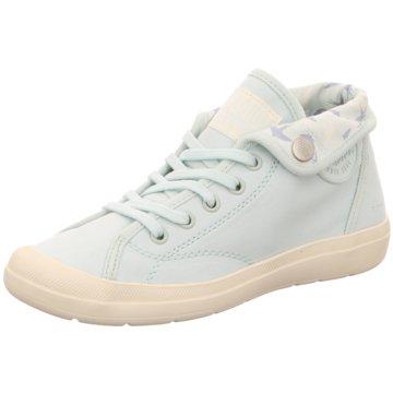 Palladium Sneaker High blau