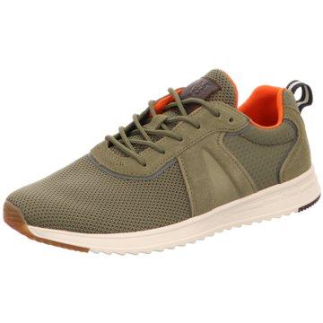 Marc O'Polo Sneaker Low grün