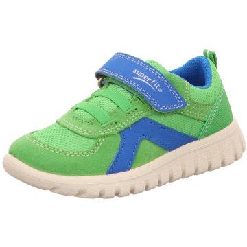 Superfit Sportlicher Schnürschuh grün