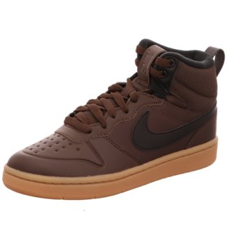 Nike Skaterschuh braun