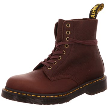 Dr. Martens Airwair Boots Collection braun