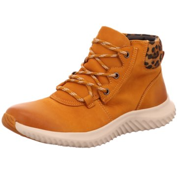 Gabor Sneaker HighStiefel braun