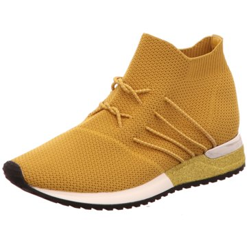 La Strada Sneaker High gelb