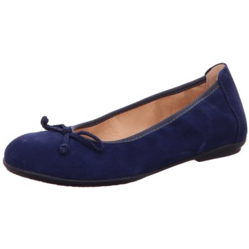 Richter Ballerina blau