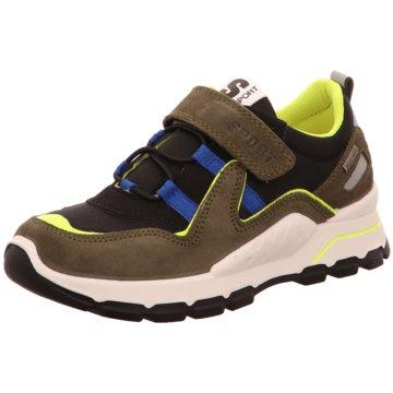 carrera panamericana Sneaker Low braun