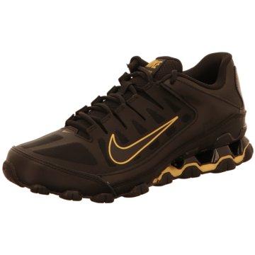 Nike Sneaker LowREAX 8 TR - 621716-020 schwarz