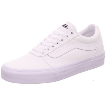 Vans Sneaker Low weiß