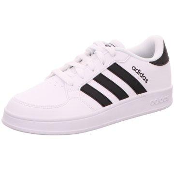 adidas Sneaker Low4064036547966 - FY9506 weiß