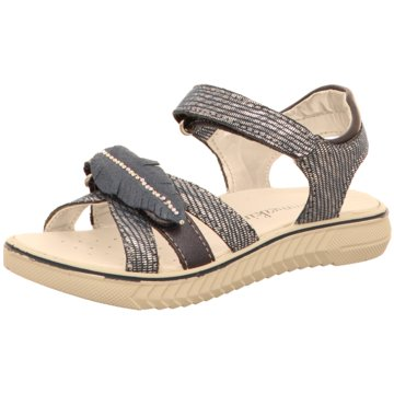 Sommerkind Offene Schuhe blau
