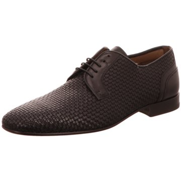 Morandi Eleganter Schnürschuh schwarz