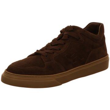 Hogan Sneaker Low braun
