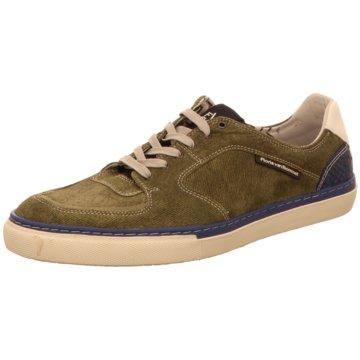 Floris van Bommel Sneaker Low oliv