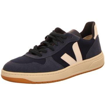 Veja Sneaker Low blau